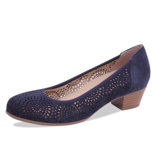 Дамска обувка на нисък ток Caprice 9-9-22500-20/816